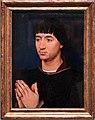 Rogier van der weyden e bottega, ritratto di jean gros, 1460-64, 01.jpg