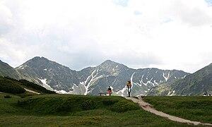 Western Tatras - Ostrý Roháč and Plačlivé