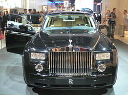 Rolls-Royce Motor Cars – Wikipédia, a enciclopédia livre