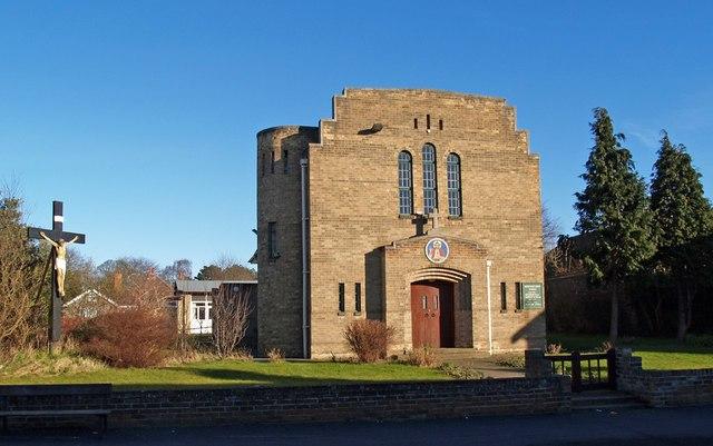 Roman Catholic Church of the Sacred Heart Hornsea