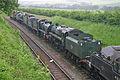 Ropley Line Up - Mid Hants Railway (9112668607).jpg