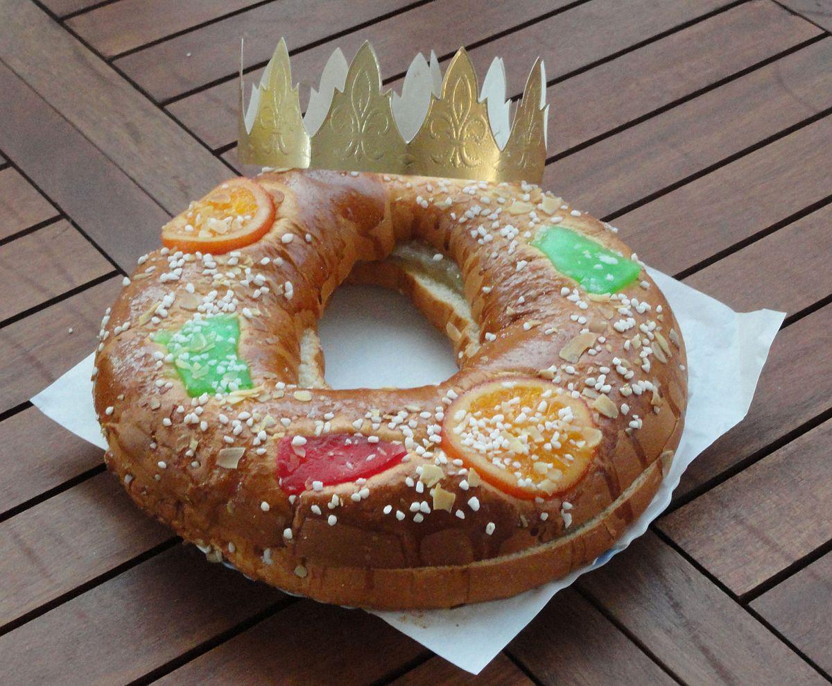 Roscón de Reyes - Wikipedia, la enciclopedia libre