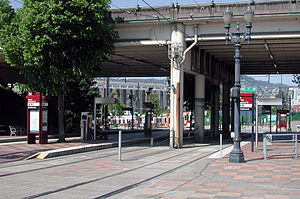 Rose Quarter MAX station.jpg