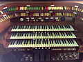 Rosenhügel Filmstudios organ console - manuals, stops, pedals - Vienna - Jan 2015 - 9 (photo by Andrew Nash).jpg