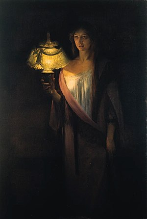 Édouard Rosset-Granger - Image: Rosset Granger La Somnambule