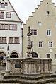 Rothenburg ob der Tauber, Herrngasse, Herrnbrunnen-20150501-002.jpg