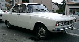 Rover P6 front 20070831.jpg