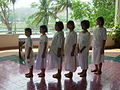 Row of religious child student.JPG