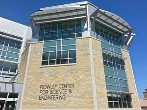 SUNY Orange - The Rowley Center for Science and Engineering, at the Middletown Campus of SUNY Orange.