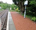 Roy Bridge railway station, Highland, Scotland. View towards Tulloch.jpg