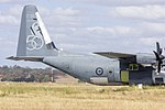 Royal Australian Air Force (A97-450) Lockheed Martin C-130J Hercules at Wagga Wagga Airport.jpg