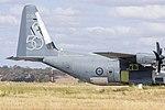 Royal Australian Air Force (A97-450) Lockheed Martin C-130J Hercules at Wagga Wagga Airport.jpg