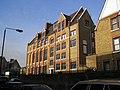 Royal Gate Apartments, Rutland Road, South Hackney - geograph.org.uk - 665900.jpg