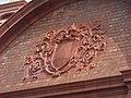 Royal Leamington Spa Library and Art Gallery - Avenue Road, Leamington Spa - coat of arms (26721361734).jpg