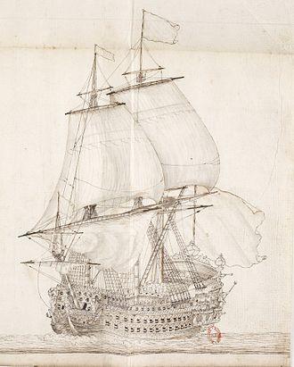 Levant Fleet - Image: Royal Louis Maitre Rodolphe 1667 img 3092