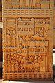 Royal Procession - East Face - South Pillar - East Gateway - Stupa 1 - Sanchi Hill 2013-02-21 4426.JPG