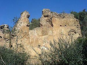 Tubusuctu - Roman Ruins of Tubusuptu, at Tiklat, El Kseur.