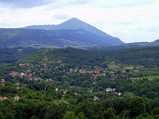 Rujište (Boljevac) Village in Zaječar District, Serbia