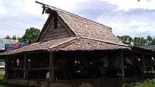 220px Rumah adat Sasadu Desa Gamtala