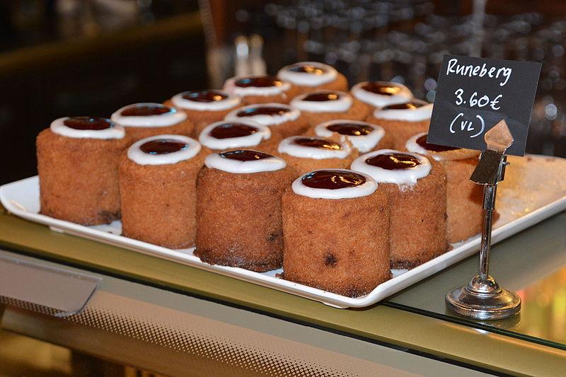 sobremesa em Helsinque