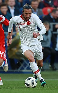 Yusuf Yazıcı Turkish association football player