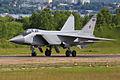 Russian Air Force Mikoyan-Gurevich MiG-31 (19418825572).jpg