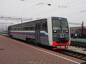 Russian PA-1 Rail bus. (11171319066).jpg