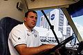 Ryan Newman drives NASA's Astrovan.jpg