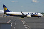 Ryanair, EI-EVJ, Boeing 737-8AS (18458807829).jpg