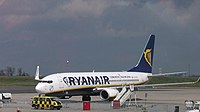 EI-EFH - B738 - Ryanair