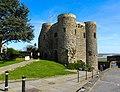 Rye Castle, Rye, East Sussex, England-6April2011.jpg