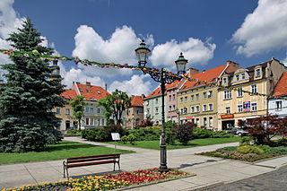 Wodzisław Śląski Place in Silesian Voivodeship, Poland