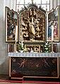 Sæby St Marys church altar.jpg