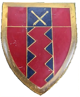 South African Army Artillery Formation - SANDF Artillery Formation emblem