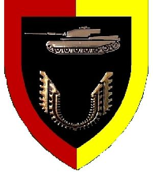 Pretoria Regiment - Image: SANDF Pretoria Armoured Regiment emblem