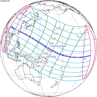 Solar eclipse of October 4, 2089