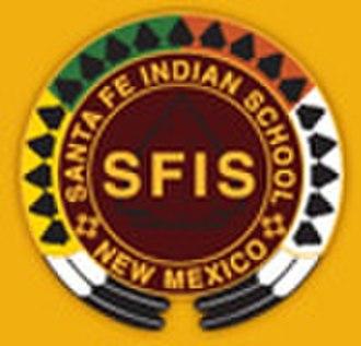 Santa Fe Indian School - Image: SFIS Logo