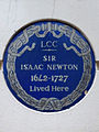 SIR ISAAC NEWTON 1642-1727 Lived Here.jpg