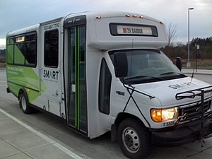 South Metro Area Regional Transit - Image: SMART bus T3205
