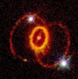 Resto de supernova - Wikipedia, la enciclopedia libre
