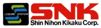 "SNK - The SNK: Shin Nihon Kikaku Corp. Logo from 1982 to 1987 combined with original 1978 ""S"" Logo"