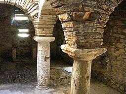 Anexo cocina del Monasterio de San Pedro de Montes