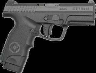 Steyr M Semi-automatic pistol