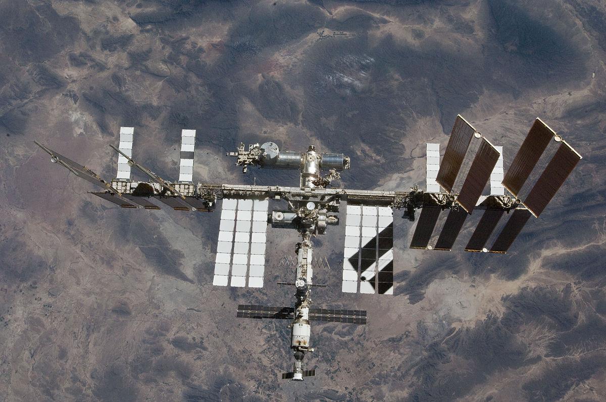 Stazione spaziale wikipedia for Le navicelle spaziali