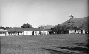 Saasveld Forestry College - Saasveld Forestry College in 1957