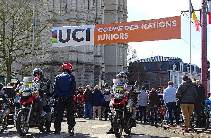 Saint-Amand-les-Eaux - Paris-Roubaix juniors, 10 avril 2016, départ (C33).JPG