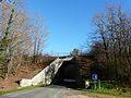 Saint-Jory-las-Bloux ancienne voie ferrée vélorail.JPG