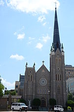 Saint Andrews Catholic Cathedral, Little Rock, AR.JPG