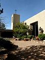 Saint John Vianney Parish (Sedona, Arizona), exterior.jpg
