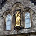 Saint Mary's Catholic Church (Sandusky, Ohio) - St. Mary statue.JPG